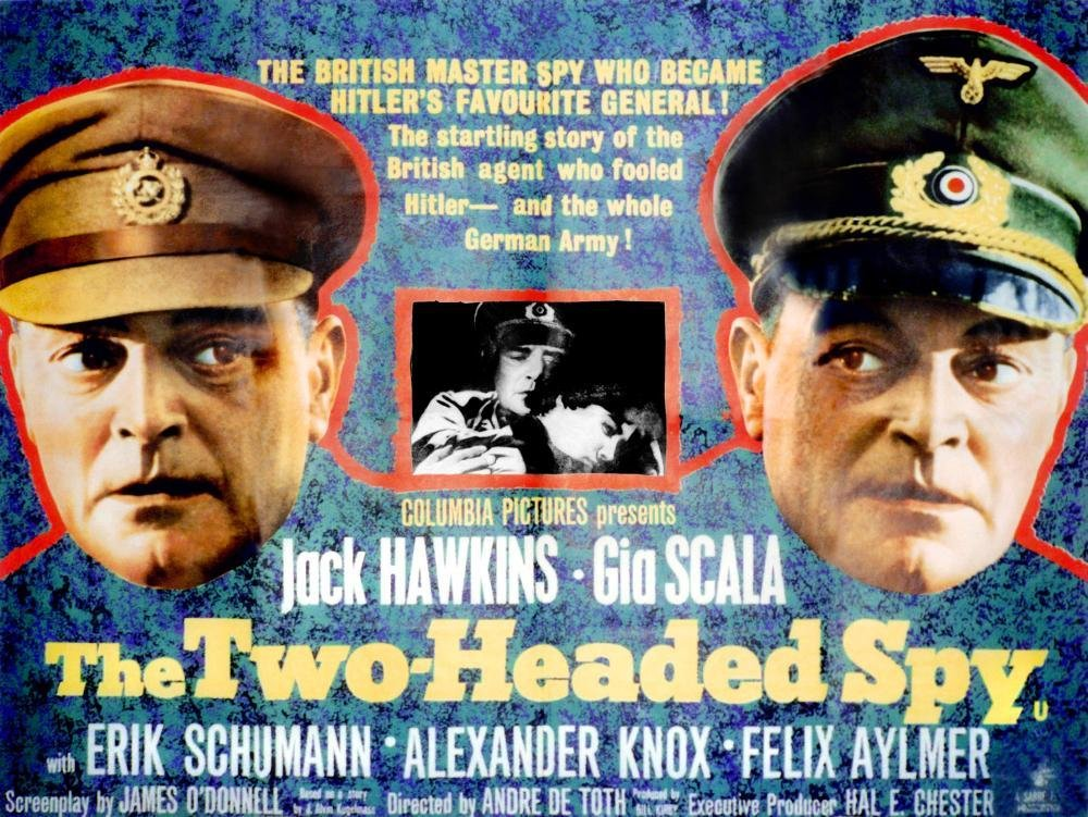 Two-Headed Spy