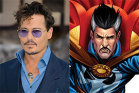 Johnny Depp, Doctor Strange