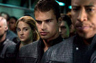 Theo James, Divergent