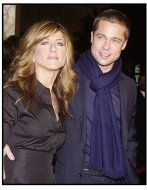 "Jennifer Aniston and Brad Pitt at the ""Along Came Polly"" Premiere"