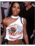 """Aaliyah at the """"Me, Myself and Irene"""" Premiere"""