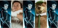 Narnia, How Do You Know, Yogi Bear, Tron, The Fighter, Black Swan