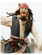 Pirates of the Caribbean: Dead Man's Chest: Movie Stills: Johnny Depp