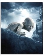 """""""The Lord of the Rings: The Return of the King"""" Movie Still: Gollum"""