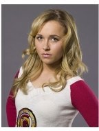 Hayden Panettiere as Clair Bennet on NBC's Heroes