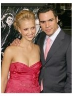 Sin City Premiere: Jessica Alba and Cash Warren
