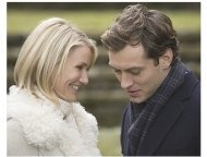 The Holiday Movie Stills:  Cameron Diaz and Jude Law