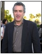 Robert De Niro at The Score premiere