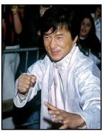 Shanghai Noon premiere: Jackie Chan at the Shanghai Noon premiere