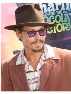 Charlie and the Chocolate Factory Premiere: Johnny Depp