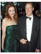 The 57th Annual Emmy Awards – HBO After Party Photos:  Marcia Cross and fiancé Tom Mahoney