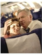 United 93 Movie Stills:  Becky London and Tom O'Rourke