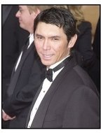 10th Annual SAG Awards - Lou Diamond Phillips - Red Carpet
