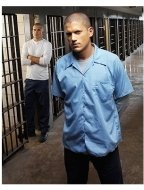 Prison Break TV Stills: Dominic Purcell and Wentworth Miller