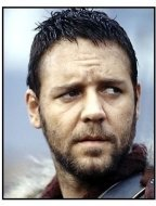 """Russell Crowe from """"Gladiator"""""""