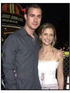 Freddie Prinze Jr and Sarah Michelle Gellar at the Summer Catch premiere
