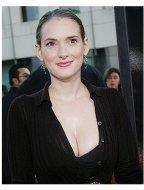 """Winona Ryder at """"The Manchurian Candidate"""" premiere"""