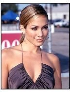 Jennifer Lopez at the 1999 Teen Choice Awards