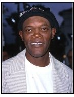 "Samuel L. Jackson at the ""Deep Blue Sea 2"" Premiere"