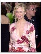 Cameron Diaz at the 2002 Academy Awards