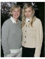 Cheryl Howard Crew Book Signing: Ellen Degeneres and Portia DiRossi