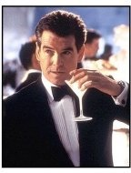 Die Another Day movie still: Pierce Brosnan is James Bond in Die Another Day