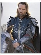 """""""The Lord of the Rings: The Return of the King"""" Movie Still: Viggo Mortensen"""