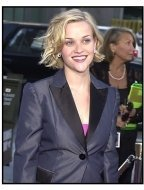 Reese Witherspoon at the A.I. Artificial Intelligence premiere