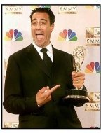 2002 Emmy Awards NBC Backstage Photo: Brad Garrett
