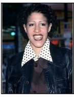 "Rain Pryor, the daughter of Richard Pryor at the ""Rugrats"" Premiere"