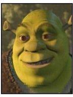 Shrek movie still: Shrek
