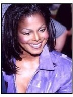 Janet Jackson at the Nutty Professor II: The Klumps premiere 2