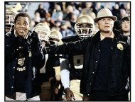 """Radio"" Movie Still: Cuba Gooding, Jr. (l) and Ed Harris"