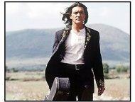 """""""Once Upon a Time in Mexico"""" Movie Still: Antonio Banderas"""