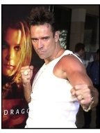 Trevor Goddard at the Kiss of the Dragon premiere