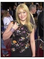 """Hilary Duff at the """"Bruce Almighty"""" premiere"""