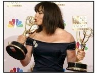 2002 Emmy Awards NBC Backstage Photo: Stockard Channing