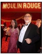 Francis Ford Coppola and Sofia Coppola at the Moulin Rouge After Party
