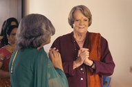 'The Second Best Exotic Marigold Hotel' Trailer