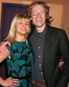 Jenny Guy and Caleb Mayo