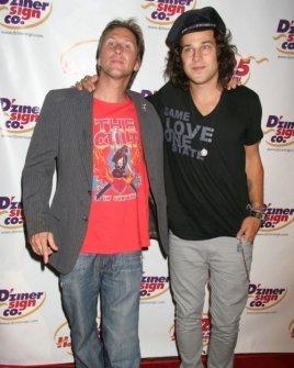 Jay Davis and Ryan Cabrera