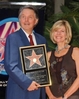 Mike Curb and Debby Boone