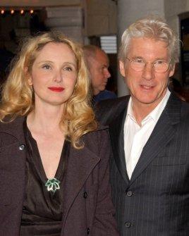 Julie Delpy and Richard Gere