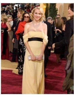 79th Annual Academy Awards Red Carpet: Naomi Watts