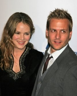 Jacinda Barrett and Gabriel Macht