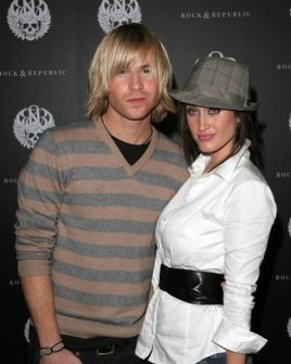Ashley Parker Angel and wife Tiffany