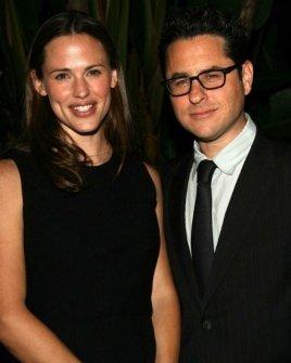 Jennifer Garner and J.J. Abrams