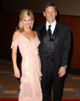 Dayna Devon and husband Brent