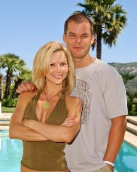 Natalie Worden and Burke Bryant