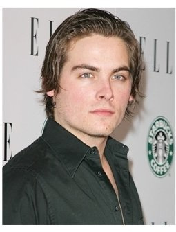 ELLE Green Issue Launch Party Photos:  Kevin Zegers